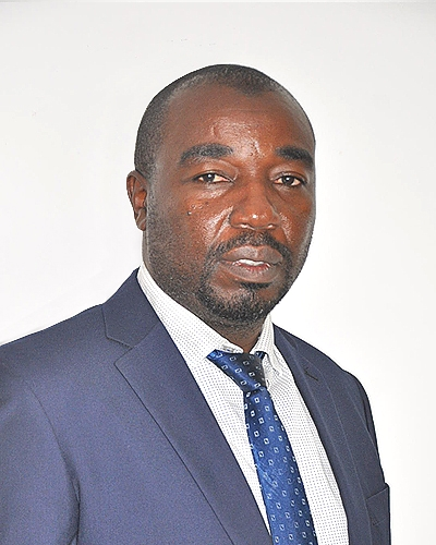 Mr. Shabani Mande - Chief Operations Officer
