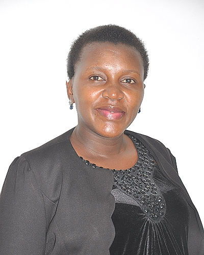 Ms. Irene Mbilinyi - Head of Internal Audit